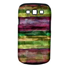 Colorful marble Samsung Galaxy S III Classic Hardshell Case (PC+Silicone)