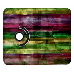 Colorful marble Samsung Galaxy Note II Flip 360 Case
