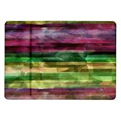 Colorful marble Samsung Galaxy Tab 10.1  P7500 Flip Case