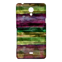 Colorful marble Sony Xperia T