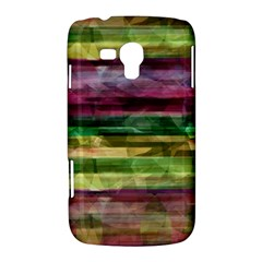 Colorful marble Samsung Galaxy Duos I8262 Hardshell Case