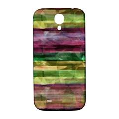 Colorful marble Samsung Galaxy S4 I9500/I9505  Hardshell Back Case