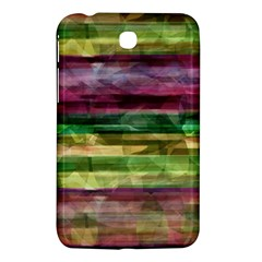 Colorful marble Samsung Galaxy Tab 3 (7 ) P3200 Hardshell Case