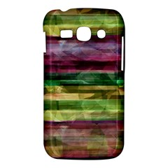 Colorful marble Samsung Galaxy Ace 3 S7272 Hardshell Case
