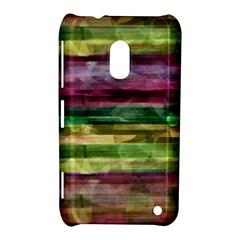 Colorful marble Nokia Lumia 620