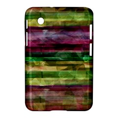 Colorful marble Samsung Galaxy Tab 2 (7 ) P3100 Hardshell Case