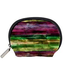 Colorful marble Accessory Pouches (Small)