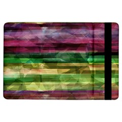 Colorful marble iPad Air Flip