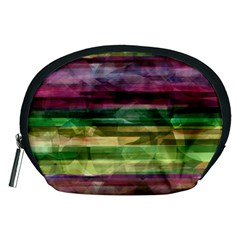 Colorful marble Accessory Pouches (Medium)