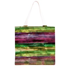 Colorful marble Grocery Light Tote Bag