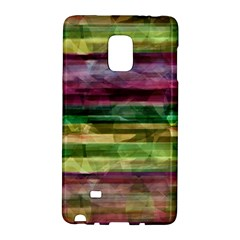 Colorful marble Galaxy Note Edge