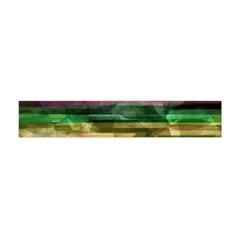 Colorful Marble Flano Scarf (mini)
