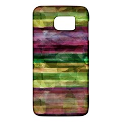 Colorful marble Galaxy S6