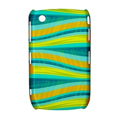 Yellow and blue decorative design Curve 8520 9300