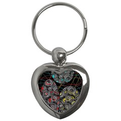 Crush  Key Chains (Heart)