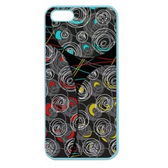 Crush  Apple Seamless iPhone 5 Case (Color)