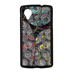Crush  Nexus 5 Case (Black)