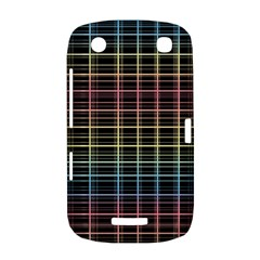 Neon plaid design BlackBerry Curve 9380