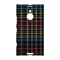Neon plaid design Nokia Lumia 1520