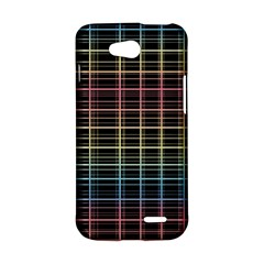 Neon plaid design LG L90 D410