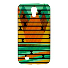 Decorative autumn landscape Samsung Galaxy Mega 6.3  I9200 Hardshell Case