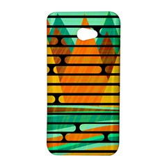 Decorative autumn landscape HTC Butterfly S/HTC 9060 Hardshell Case