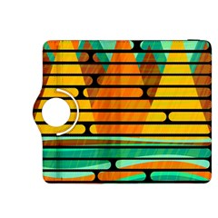 Decorative autumn landscape Kindle Fire HDX 8.9  Flip 360 Case
