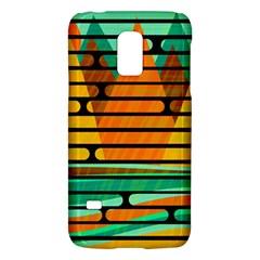 Decorative autumn landscape Galaxy S5 Mini