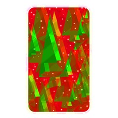 Xmas trees decorative design Memory Card Reader