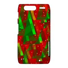 Xmas trees decorative design Motorola Droid Razr XT912