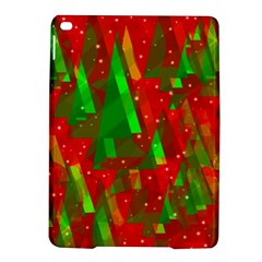 Xmas trees decorative design iPad Air 2 Hardshell Cases