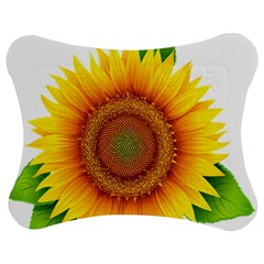 Sunflower Clipart Jigsaw Puzzle Photo Stand (Bow)