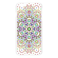 The Flower Of Life Apple Seamless iPhone 6 Plus/6S Plus Case (Transparent)