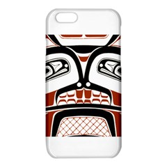 Traditional Northwest Coast Native Art iPhone 6/6S TPU Case