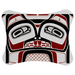 Traditional Northwest Coast Native Art Jigsaw Puzzle Photo Stand (Bow)