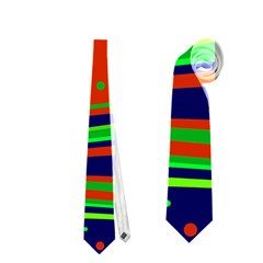 Magical Xmas night Neckties (One Side)