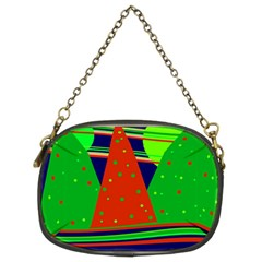 Magical Xmas night Chain Purses (Two Sides)