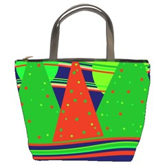 Magical Xmas night Bucket Bags