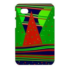 Magical Xmas night Samsung Galaxy Tab 7  P1000 Hardshell Case