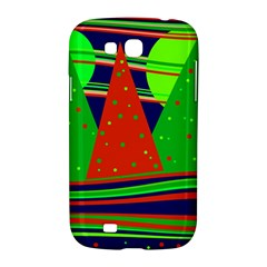 Magical Xmas night Samsung Galaxy Grand GT-I9128 Hardshell Case