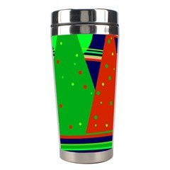 Magical Xmas night Stainless Steel Travel Tumblers