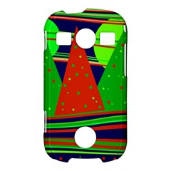 Magical Xmas night Samsung Galaxy S7710 Xcover 2 Hardshell Case