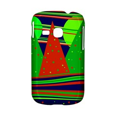 Magical Xmas night Samsung Galaxy S6310 Hardshell Case