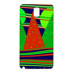 Magical Xmas night Samsung Galaxy Note 3 N9005 Hardshell Back Case