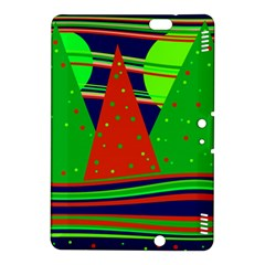 Magical Xmas night Kindle Fire HDX 8.9  Hardshell Case