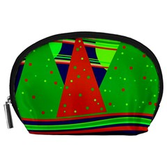 Magical Xmas night Accessory Pouches (Large)