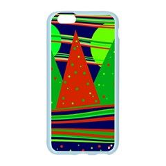 Magical Xmas night Apple Seamless iPhone 6/6S Case (Color)