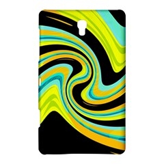 Blue and yellow Samsung Galaxy Tab S (8.4 ) Hardshell Case