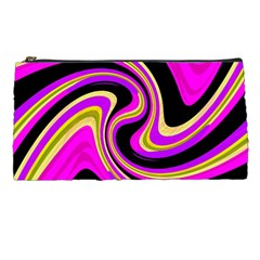 Pink and yellow Pencil Cases