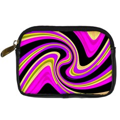 Pink and yellow Digital Camera Cases